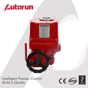 Wenzhou Supplier Shutoff Explosion Proof Electric Actuator pictures & photos