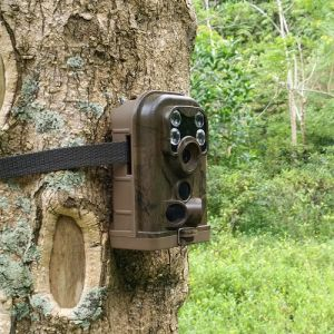 12MP 940nm Hunting Camera No Glow Wildlife Digital Infrared Trail Camera