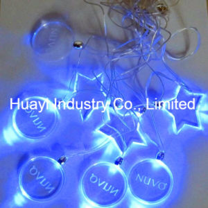 Customized Light up Pendant Necklaces pictures & photos