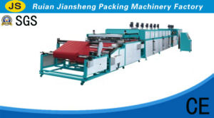 Automatic Two Color Roll to Roll Non-Woven Fabric Screen Printing Machine (FB-NWF)