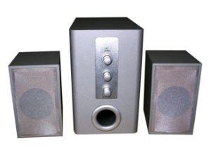 2.1 Computer Speaker (JZ-215(3118))