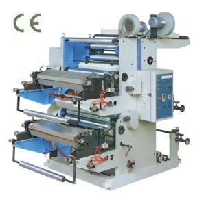 Plastic Bag Printing Machine (SJ55-YT800) pictures & photos