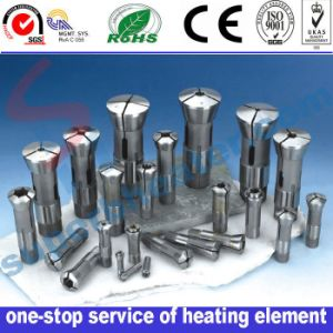 Clamping Head/Chuck for Csm Kanthal and China-Type Tubular Heater Machines pictures & photos