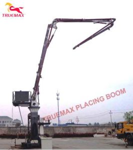 21m Placing Boom Special for Climbing Formwork pictures & photos