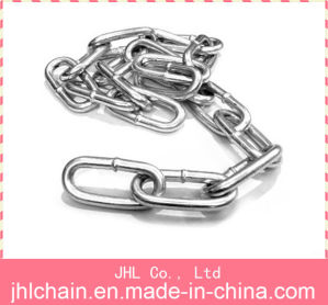 DIN763 Standard 7mm Steel Link Chain/Conveyor Chain