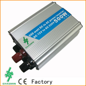 500W 12V 110V/220V Power Inverter (CM-500W)
