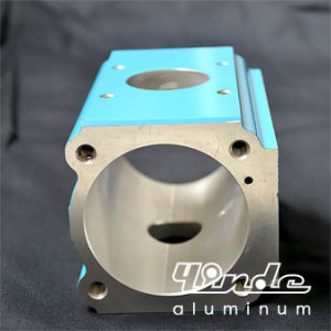 Color Coated Aluminium Profile for Industrial Equipment Components pictures & photos