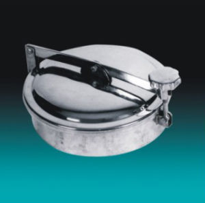 Food Grade Stainless Steel Sanitary Manhole Manway (VE-02) pictures & photos
