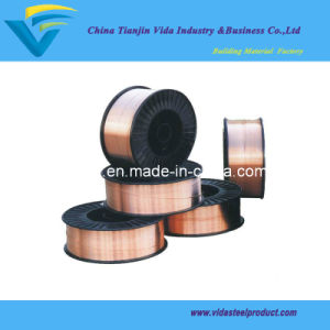 Copper Coated CO2 Gas Shielded Welding Wire pictures & photos