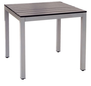 Aluminum Anti Wood Table