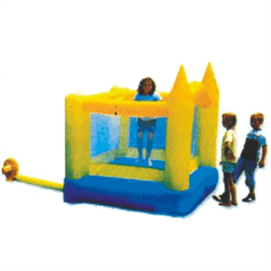 Inflatable Lovely Bouncer Bouncy Castle for Kids Inflatable Toys (JS4073) pictures & photos