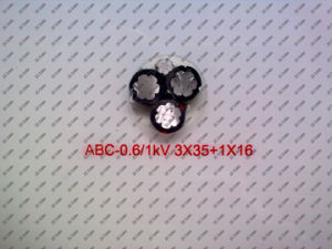 Aerial Bunnched Cable (0.6/1KV 3X35+1X16) pictures & photos