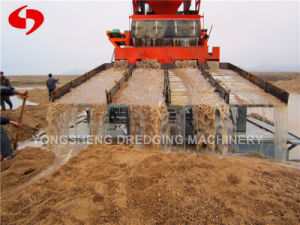 Gold Dredger with Chute Billard pictures & photos