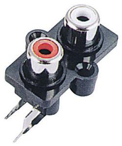AV Socket- RCA Jack/Socket pictures & photos