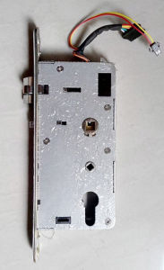 Euro Standard Mortise Hotel Lock (V-RF600T-SS) pictures & photos