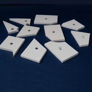 Al2O3 92% 95% Alumina Ceramic Plate as Ceramic Liner (150*100*6/13/25/50mm) pictures & photos