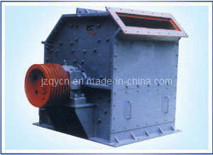 Pgf Adjustable Fine Crusher