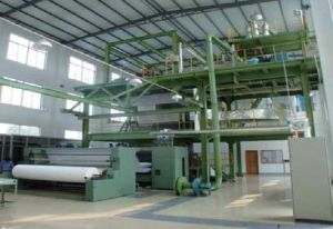 1.6m SMS Polypropylene Non Woven Fabric Making Equipment pictures & photos