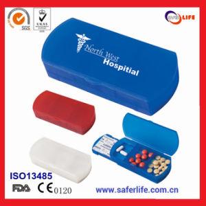 Custom Plaster Kit with Pill Box Custom Promotion Gift Wholesale Pharmacy Premium Bandaid pictures & photos