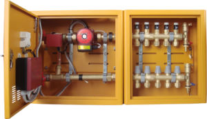 HVAC Water Heating Manifold (HF216P) pictures & photos