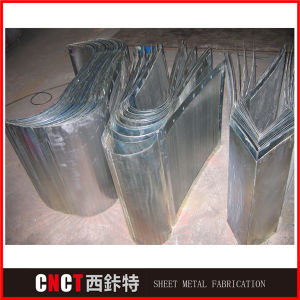 Custom 3-30mm Steel Structure Cutting pictures & photos