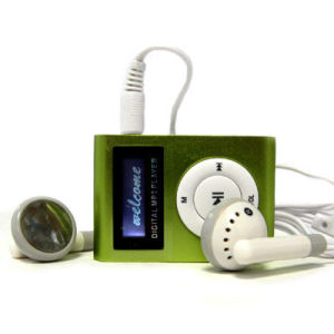 Mini Shuffle with LCD Screen MP3 Player (XU-233) pictures & photos