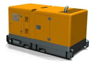Silent Generator (DEUTZ, 16KW-130KW, 60HZ)