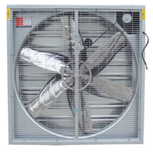 Galvanized Heavy Hammer Exhaust Fan for Poultry pictures & photos