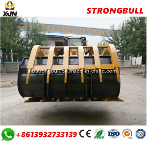 Front End Loader 3 Ton Road Construction Equipment Wheel Loader Zl36 pictures & photos