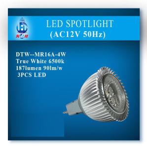 LED MR16 Spotlight (DTW--MR16A-4W)