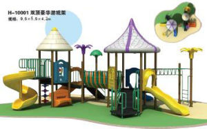 Outdoor Playground (H-10001) pictures & photos