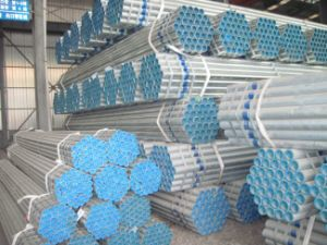 Galvanized Steel Pipe as Per En10219 pictures & photos