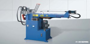 Semi-Automatic Hydraulic Pipe Bending Machine