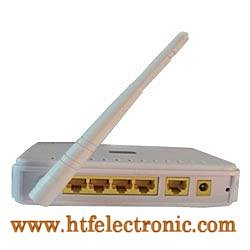 150m Wireless N Router (1t1r) With One Non-Detchable Antenna