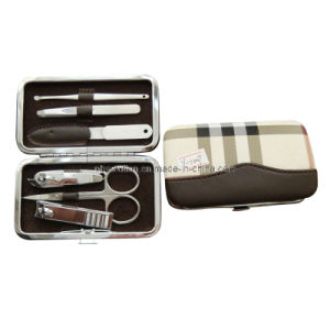 Leather Manicure Set (MTS-023)