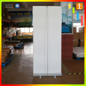 Trade Show Portable Folding Aluminum Roll up Banner pictures & photos