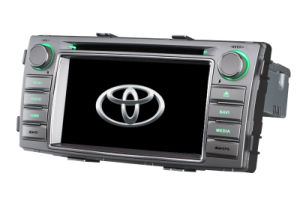 7 Inch Car DVD Player for Toyota Hilux MPEG4/Tmc/ISDB Function (AS8805)
