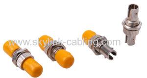 St-ST/PC Simplex Fiber Optic Adaptor- Fiber Adaptors- Fiber Connectors pictures & photos
