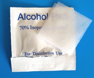 Medical Disposable Alcohol Pads Swab with CE/FDA/ISO Approved pictures & photos