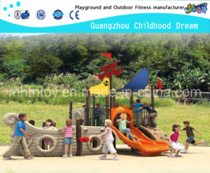 Children Play Outdoor Boat Model Playground Equipment (HA-05501) pictures & photos