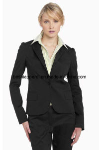 Good Quality Women Office Uniform, Custom Women′s Suit pictures & photos