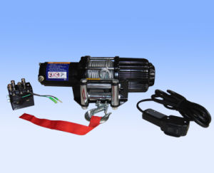 Utv Winch (3500-A) pictures & photos