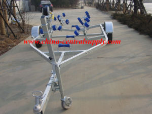 5.36m Boat Trailer with Roller System pictures & photos