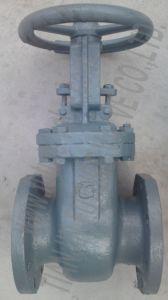 GOST Pn16 Dn100 Cast Steel Gate Valve (Z41H-16C)