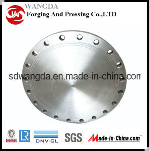 ANSI DIN Carbon Steel Welding Neck Forged Pipe Fittings Flanges pictures & photos