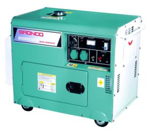 Silent Diesel Generators (BN5800DSE/B) pictures & photos