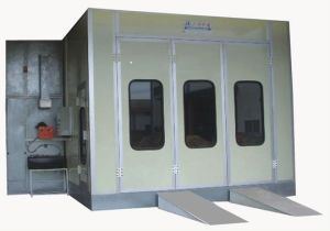 Painting and Drying Booth (BD730-7000B) pictures & photos