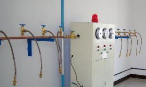 Automatic Anesthesia Gas Manifold