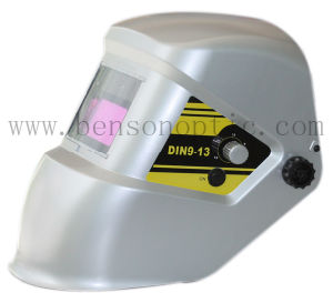 Solar Power Welding Helmet (BSW-001S)