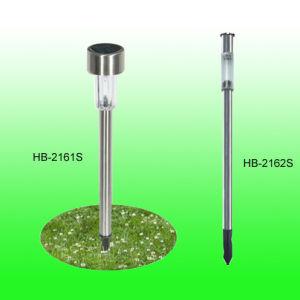 Stainless Steel Solar Garden Light/Lamp (HB-2161S)